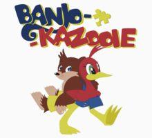 Banjo-Kazooie: FIM Baby Tee