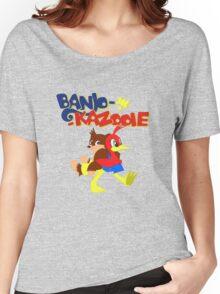 Banjo-Kazooie: FIM Women's Relaxed Fit T-Shirt