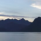 Elgol Sunset (Panorama) by Maria Gaellman