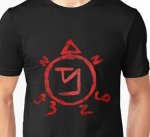 T-shirt Supernatural Angel Banishing Sigil Unisex T-Shirt