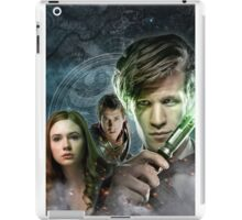 DOCTOR WHO : THE DOCTOR, AMY & RORY iPad Case/Skin