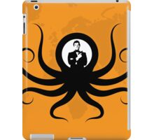 Octopussy - Movie Poster iPad Case/Skin