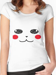 Pika Pika Women's Fitted Scoop T-Shirt