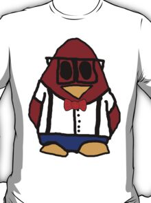 Nerd Penguin T-Shirt