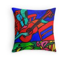 Celebrating Throw Pillow