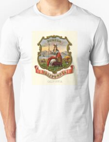 Historical Coat of Arms of California Unisex T-Shirt
