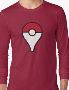 Pokemon GO - PokeGoPin - Pokémon GO Pin - PokeGo Long Sleeve T-Shirt
