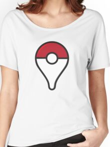 Pokemon GO - PokeGoPin - Pokémon GO Pin - PokeGo Women's Relaxed Fit T-Shirt