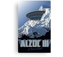 Travel: Alzoc III Canvas Print