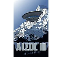 Travel: Alzoc III Photographic Print
