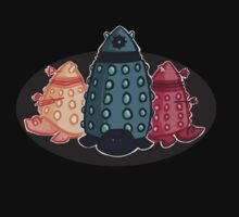 Turtle Daleks! by Arry