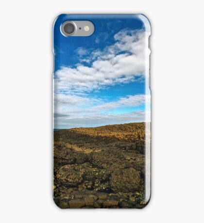Solitary Causeway iPhone Case/Skin