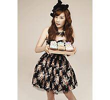 TaeYeon SNSD Girls Generation KPOP Photographic Print
