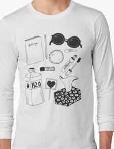 Crybaby Survival Kit Long Sleeve T-Shirt