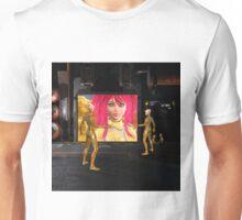 Martians Aliens Alien Princess Unisex T-Shirt