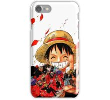 ONE PIECE #09 iPhone Case/Skin