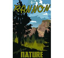 Travel: Rannon Photographic Print