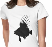 Dory Fish Womens Fitted T-Shirt
