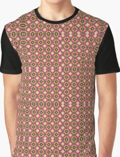 ornamental tiles pattern Graphic T-Shirt