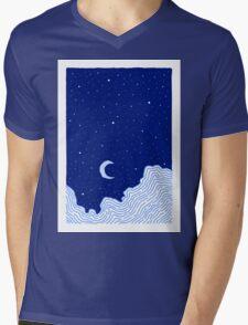 tonight Mens V-Neck T-Shirt