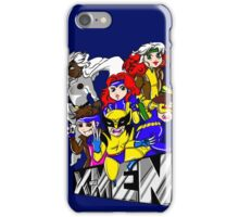 X-Men (chibi) iPhone Case/Skin