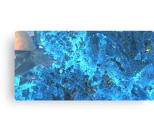 Deep Blue Starfield [ iphone / ipod / case / smartphone ]  Canvas Print