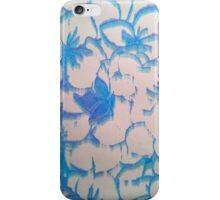 Hydrenga - Screen Print iPhone Case/Skin