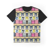 Stacked  Graphic T-Shirt