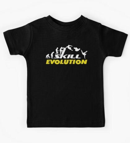Evolution Parkour Kids Tee