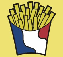 French Fries Kids Tee