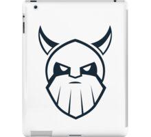 Viking Vector Graphic iPad Case/Skin
