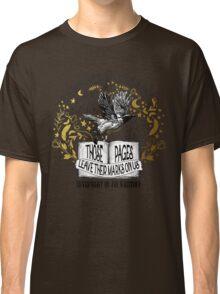 Nevernight - Books Love Us Back Classic T-Shirt