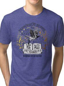 Nevernight - Books Love Us Back Tri-blend T-Shirt