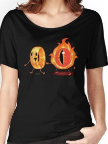 The Ring & Sauron Women's Relaxed Fit T-Shirt