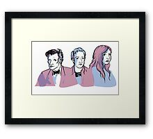 Pondlife Framed Print
