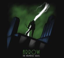 Arrow The Animated Series by TeeKetch
