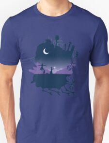 howls moving castle Unisex T-Shirt