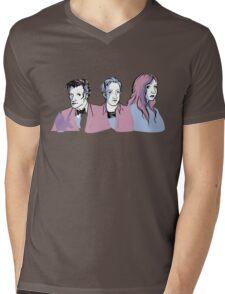 Pondlife Mens V-Neck T-Shirt