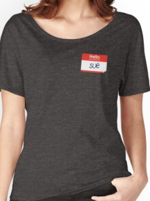 a boy named sue Women's Relaxed Fit T-Shirt