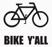 Bike Yall Kids Tee