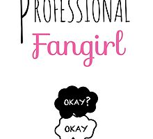 Professional Fangirl - The Fault in Our Stars by pinkpunk83