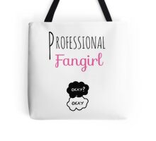 Professional Fangirl - The Fault in Our Stars Tote Bag