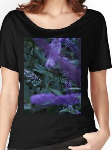 Night Flower - Lavender Dreams Women's Relaxed Fit T-Shirt