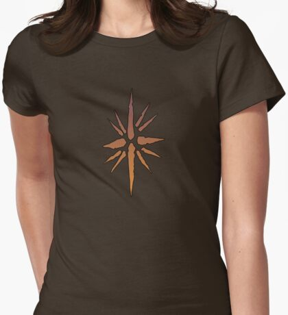 Apocalypse Tribe: Stargazers Womens Fitted T-Shirt