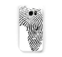 Africa DNA Samsung Galaxy Case/Skin