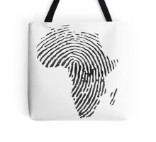 Africa DNA Tote Bag
