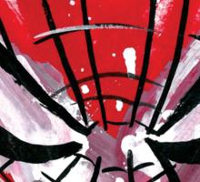 Spiderman splash Sticker