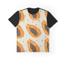 Papayas pattern Graphic T-Shirt