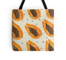 Papayas pattern Tote Bag