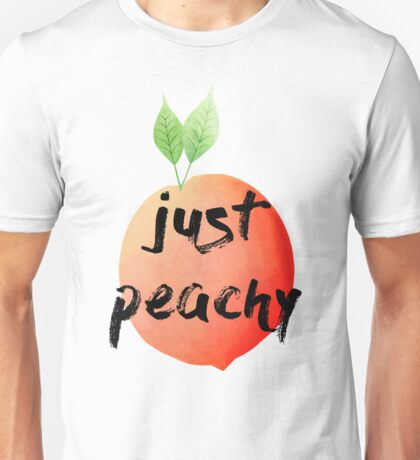 just peachy Unisex T-Shirt